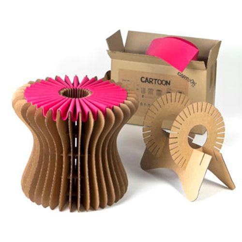 Cartoon_banqueta-carton-diseño-industrial