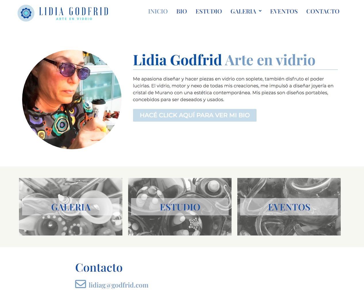 Tienda online - LidiaGodfrid ArteEnVidrio